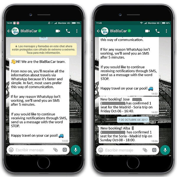 What is coming in 2019 CUSTOMER SUPPORT and SUPPORT by WHATSAPP BUSINESS (2)