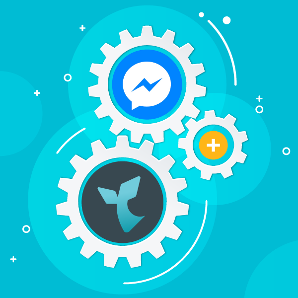 Now you can respond to more customers from the same interface: Sirena has integrated with Facebook Messenger